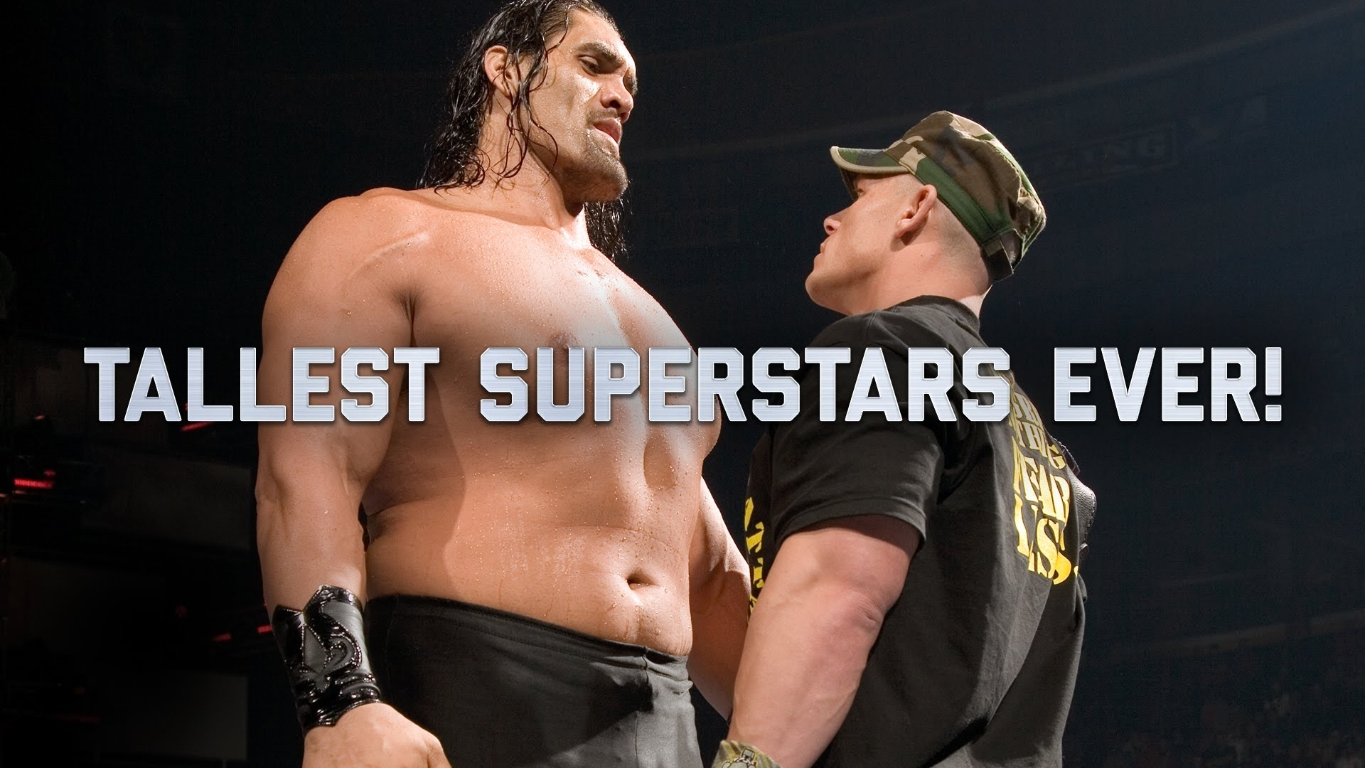 5 tallest wwe superstars in history: 5 things - youtube