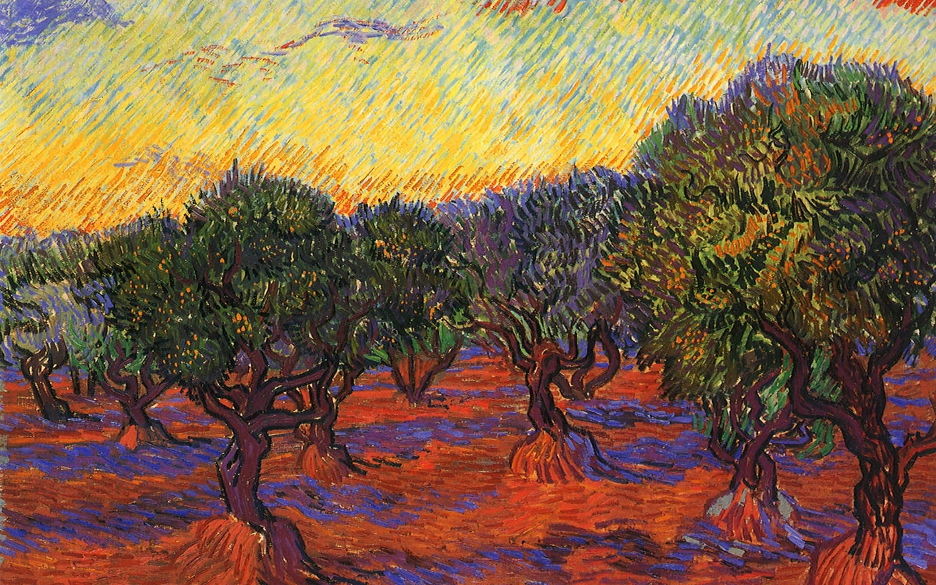 5 vincent van gogh hd wallpapers | background images - wallpaper abyss