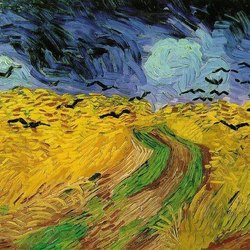 10 Best Van Gogh Hd Wallpaper FULL HD 1080p For PC Desktop 2018 free download 5 vincent van gogh hd wallpapers background images wallpaper abyss 800x800