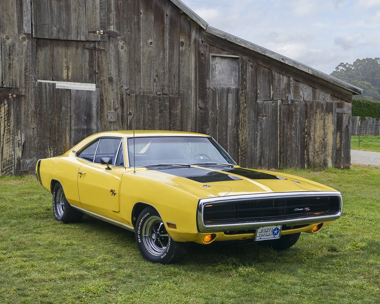 50 years of charger: part 3 of 5 | the 1970 dodge charger - the