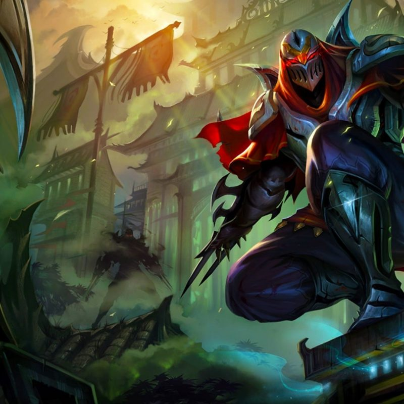 10 Best League Of Legends Zed Background FULL HD 1080p For PC Desktop 2018 free download 50 zed league of legends hd wallpapers background images 1 800x800