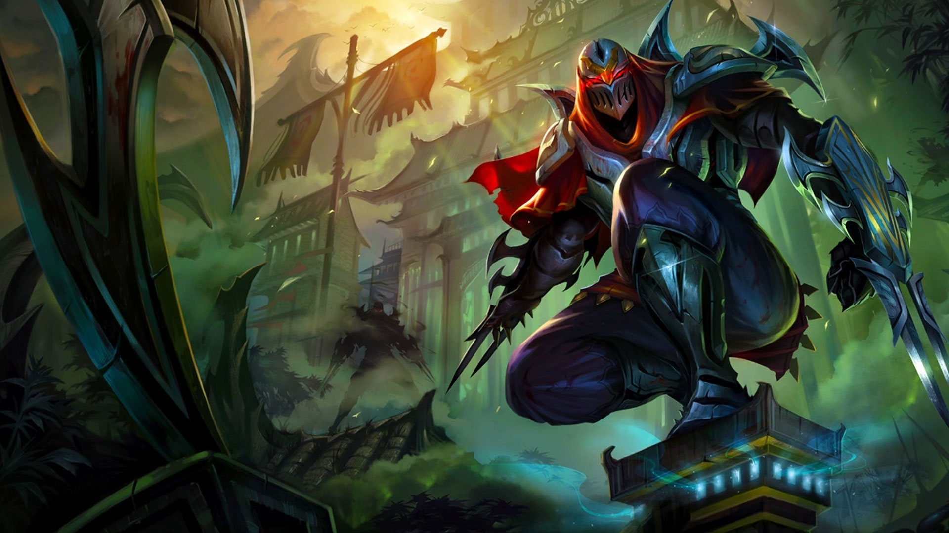 50 zed (league of legends) hd wallpapers | background images