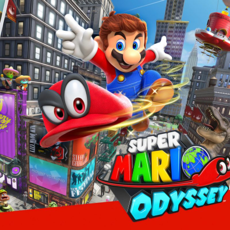 10 Best Super Mario Odyssey Wallpaper FULL HD 1080p For PC Background 2020 free download 52 super mario odyssey fonds decran hd arriere plans wallpaper 1 800x800
