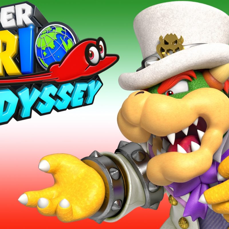 10 Best Super Mario Odyssey Wallpaper FULL HD 1080p For PC Background 2020 free download 52 super mario odyssey fonds decran hd arriere plans wallpaper 2 800x800