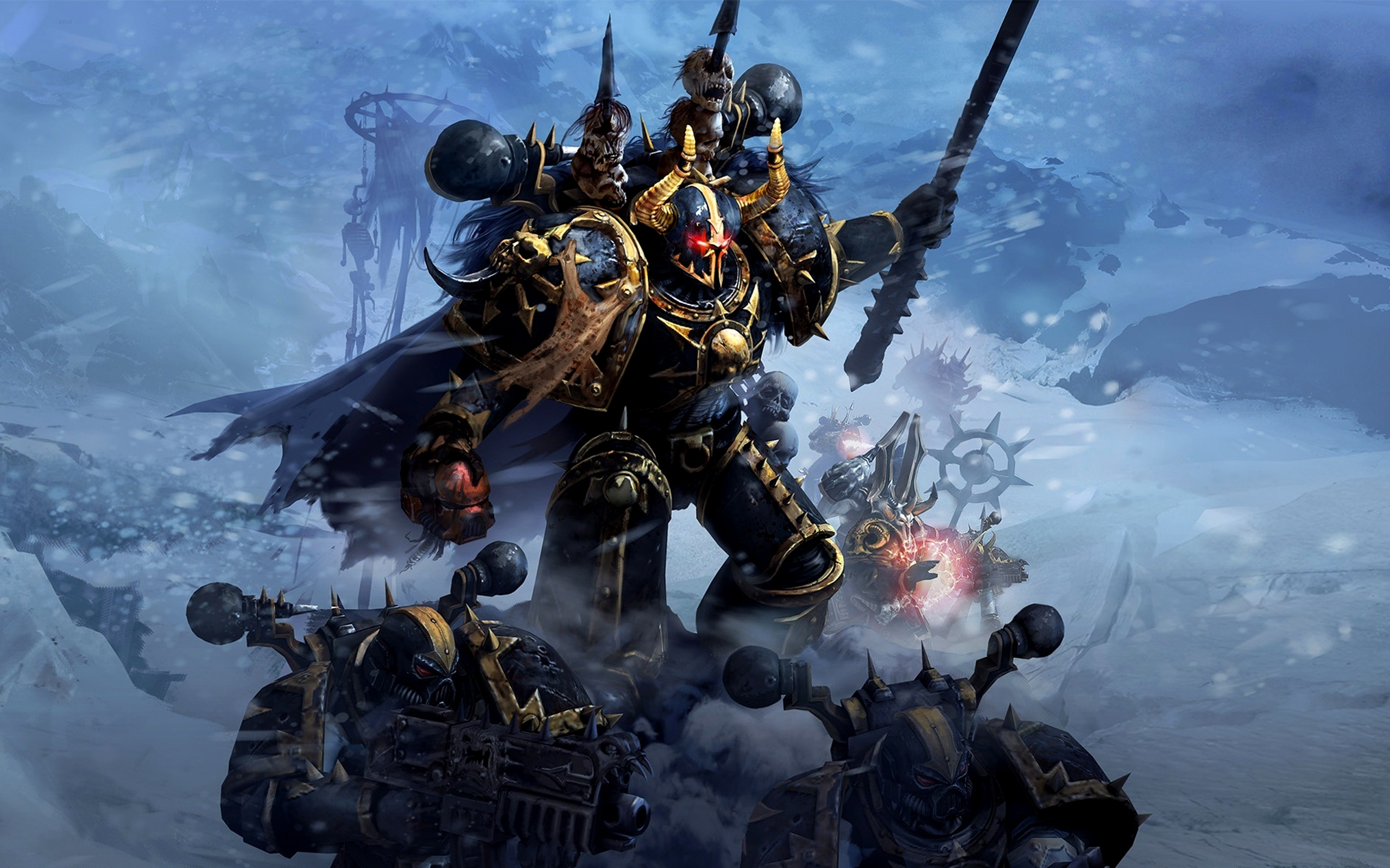 523 warhammer hd wallpapers | background images - wallpaper abyss