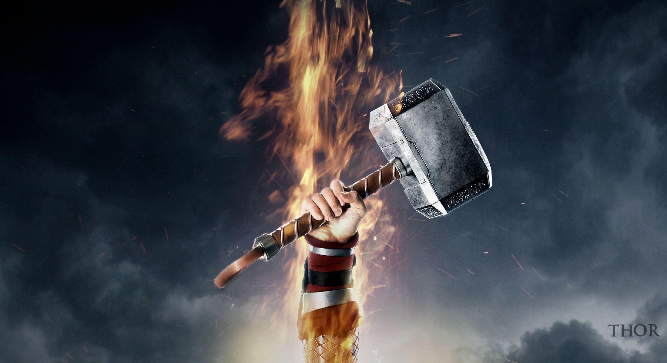 53 thor hd wallpapers | background images - wallpaper abyss
