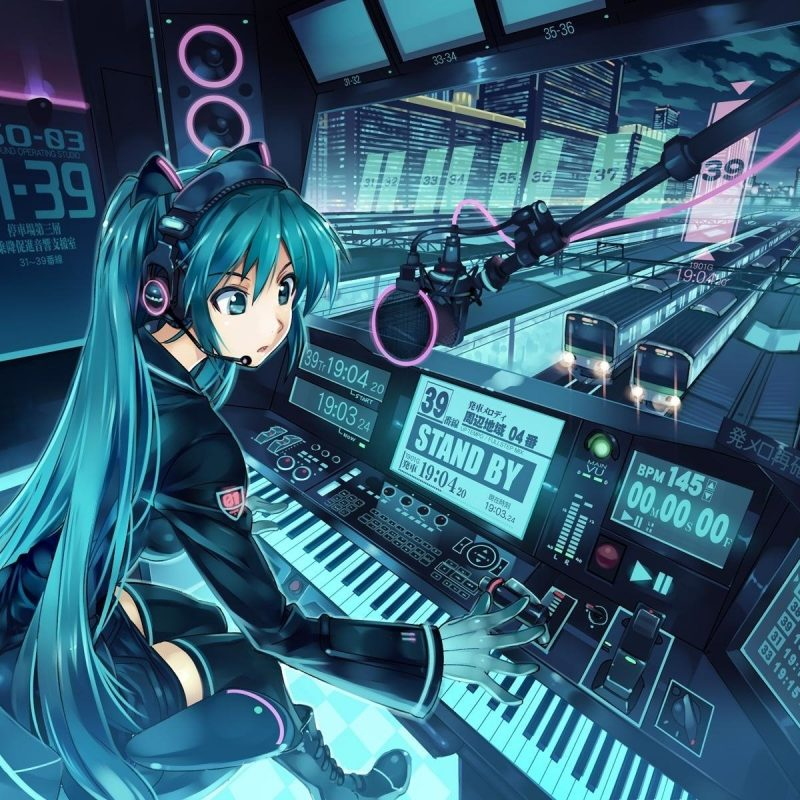 10 Top Miku Hatsune Hd Wallpaper FULL HD 1080p For PC Desktop 2021 free download 5395 hatsune miku hd wallpapers background images wallpaper abyss 800x800