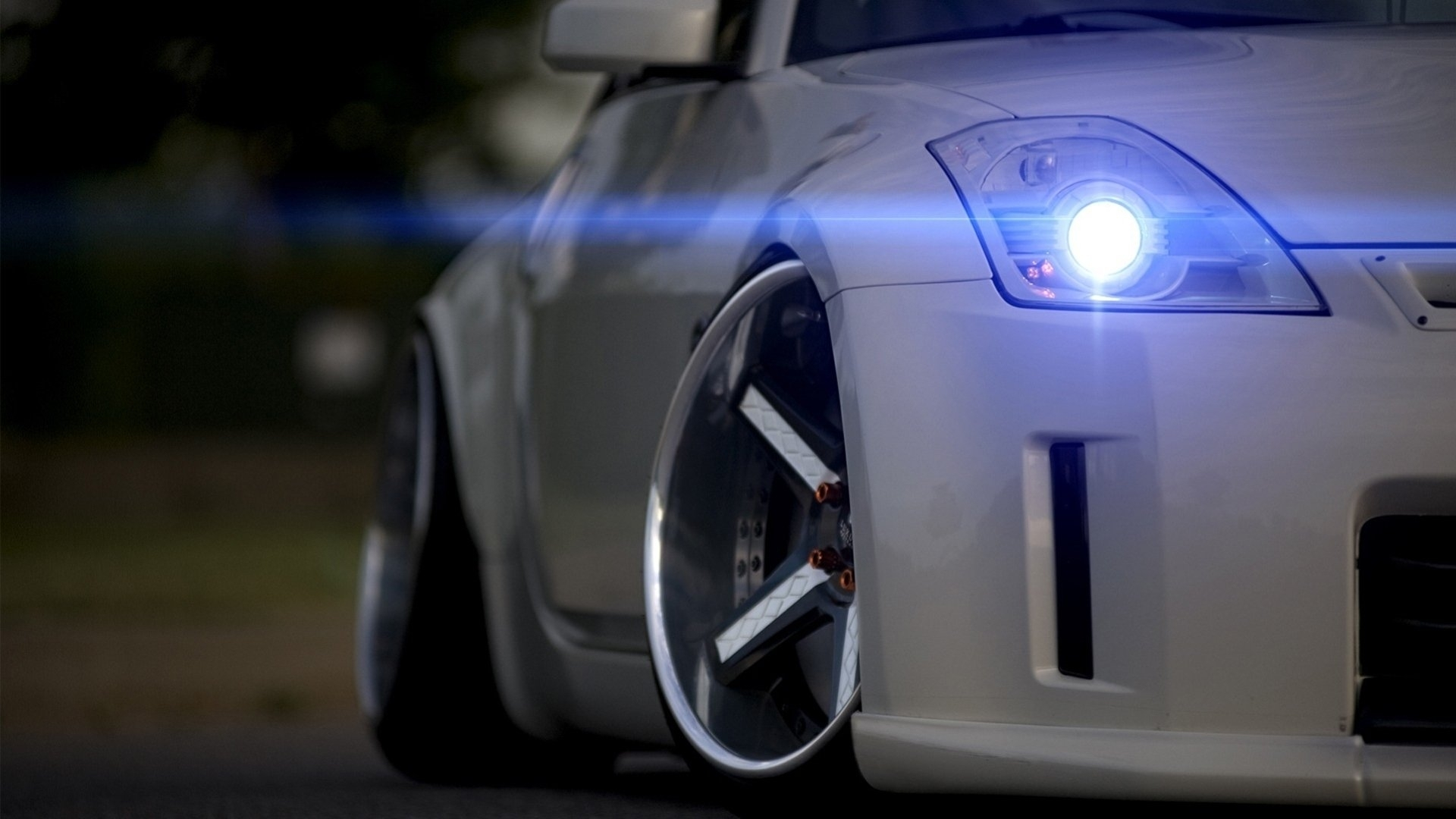 54 nissan 350z hd wallpapers | background images - wallpaper abyss