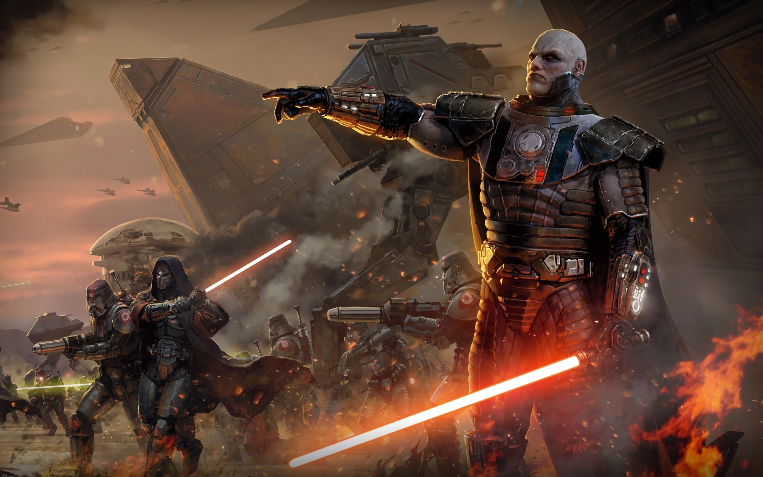 54 star wars: the old republic hd wallpapers | background images