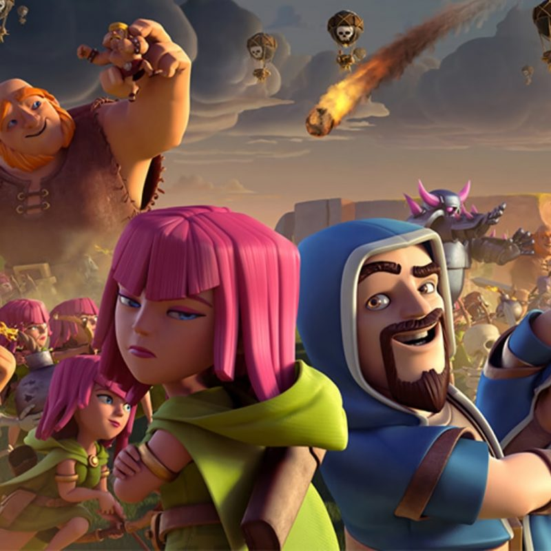 10 Top Clash Of Clan Wallpaper Hd FULL HD 1080p For PC Desktop 2021 free download 55 clash of clans hd wallpapers background images wallpaper abyss 1 800x800