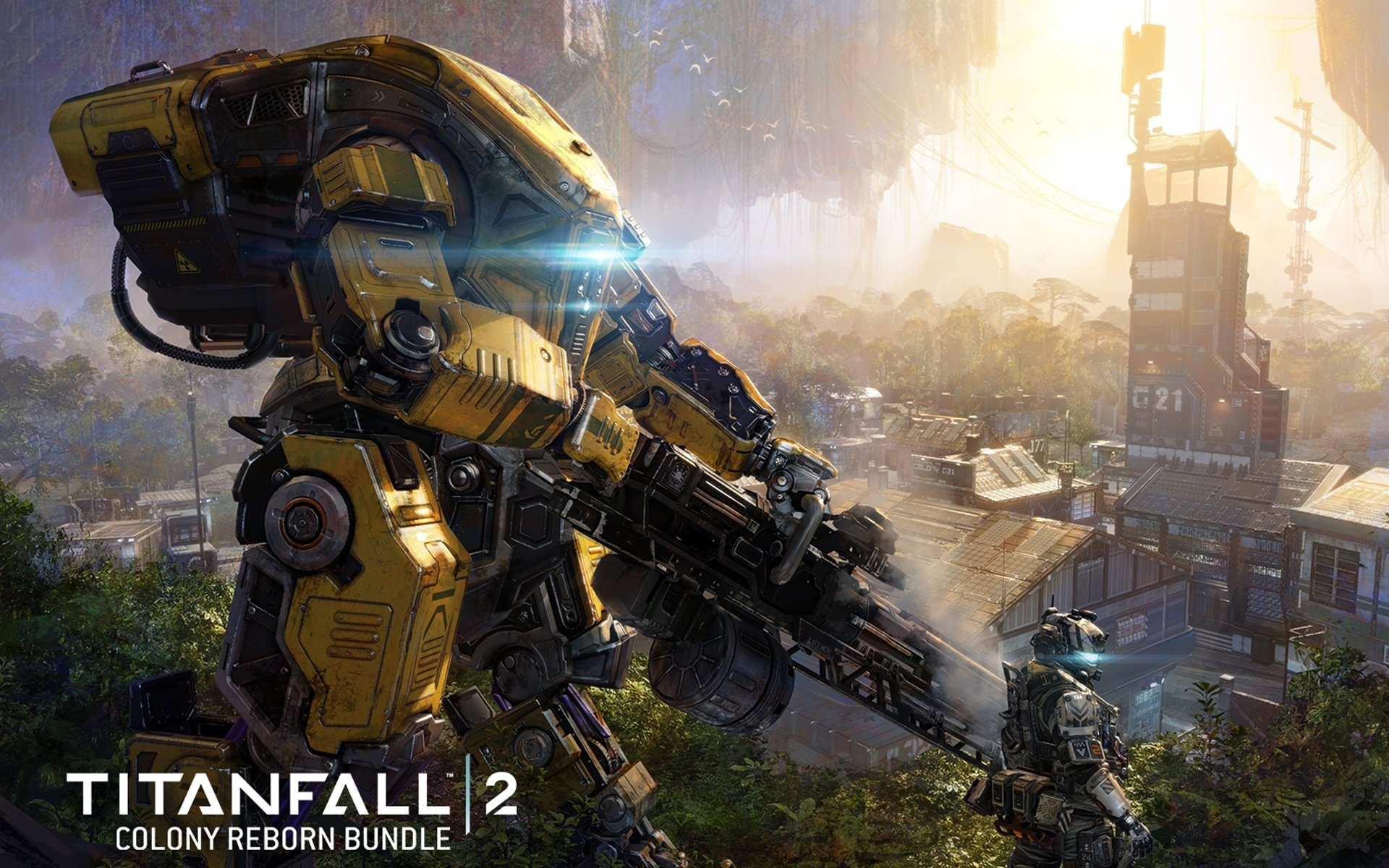 55 titanfall 2 hd wallpapers | background images - wallpaper abyss