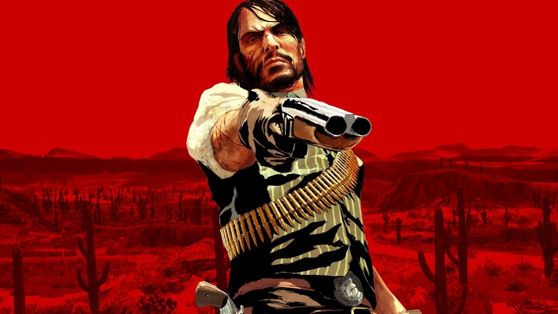 58 red dead redemption hd wallpapers | background images - wallpaper