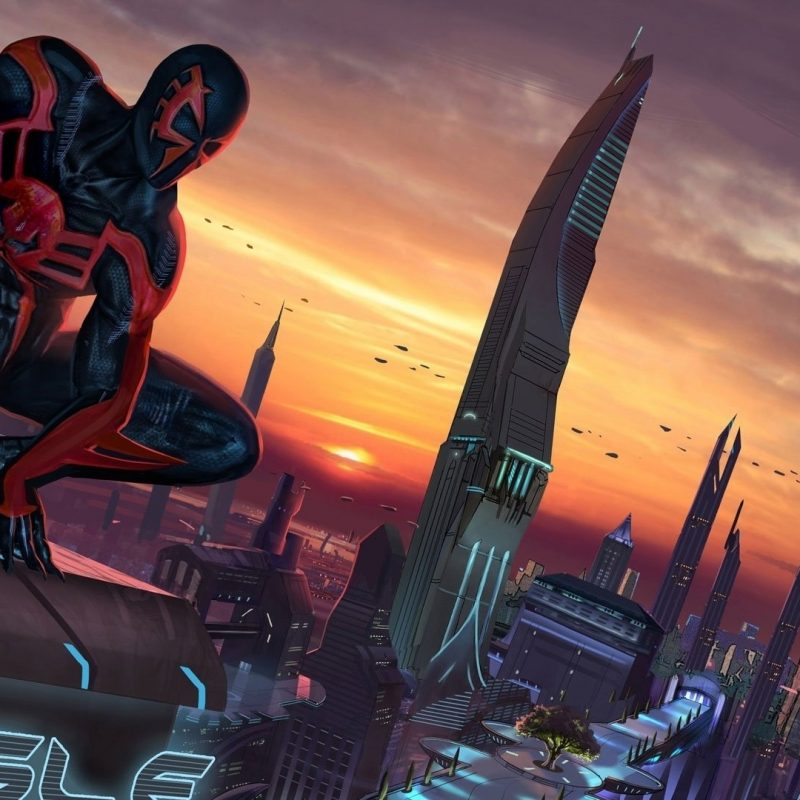 10 Best Spider Man 2099 Wallpaper FULL HD 1080p For PC Background 2021 free download 6 spider man 2099 hd wallpapers background images wallpaper abyss 800x800