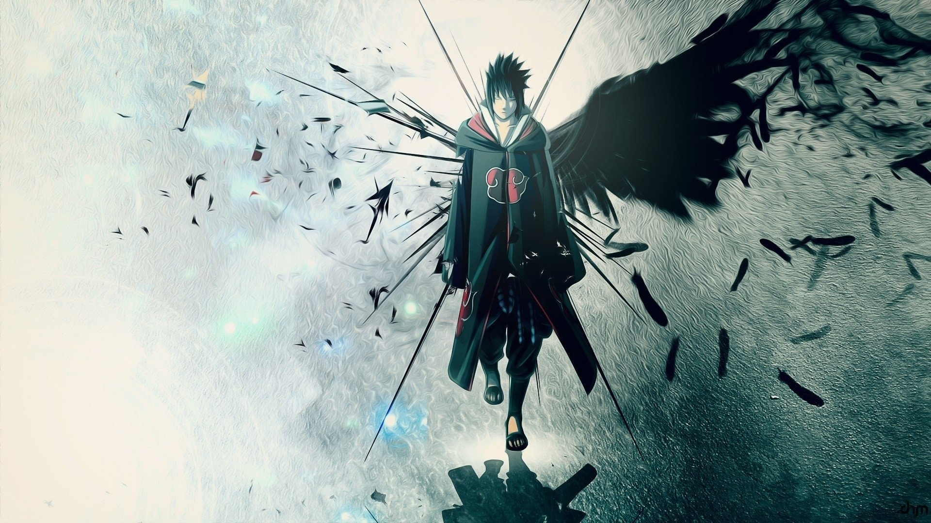 613 sasuke uchiha hd wallpapers | background images - wallpaper abyss