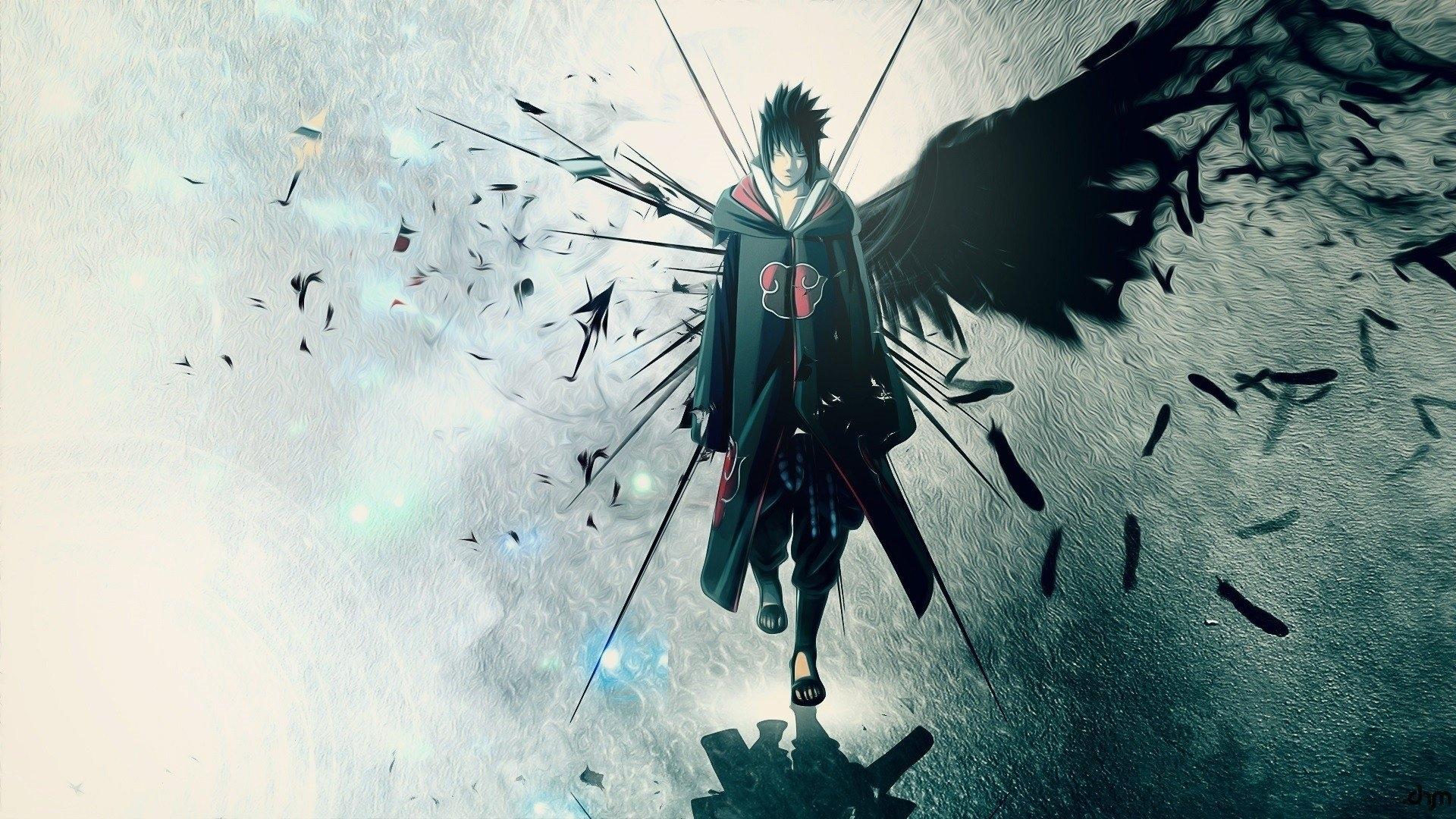 613 sasuke uchiha hd wallpapers | background images - wallpaper abyss