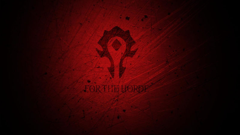 10 Most Popular Wow Horde Wallpaper Hd FULL HD 1080p For PC Desktop 2020 free download 65 wow horde wallpapers on wallpaperplay 5 800x450