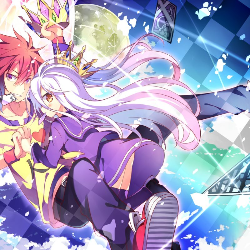 10 Latest Sora And Shiro Wallpaper FULL HD 1080p For PC Desktop 2018 free download 665 no game no life hd wallpapers background images wallpaper abyss 800x800
