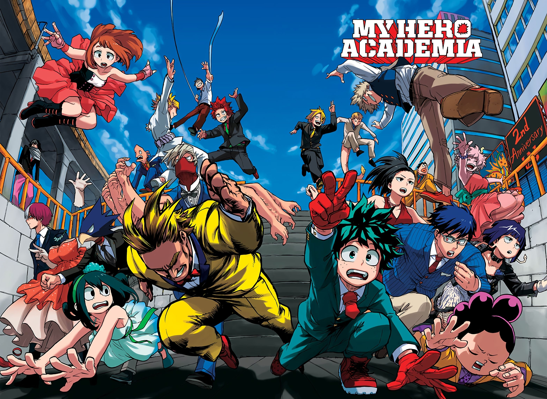 67 boku no hero academia hd wallpapers | backgrounds - wallpaper