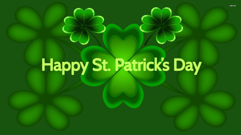 10 Best Free St Patrick Day Wallpaper Desktop FULL HD 1080p For PC Background 2021 free download 67 st patricks wallpapers on wallpaperplay 800x450