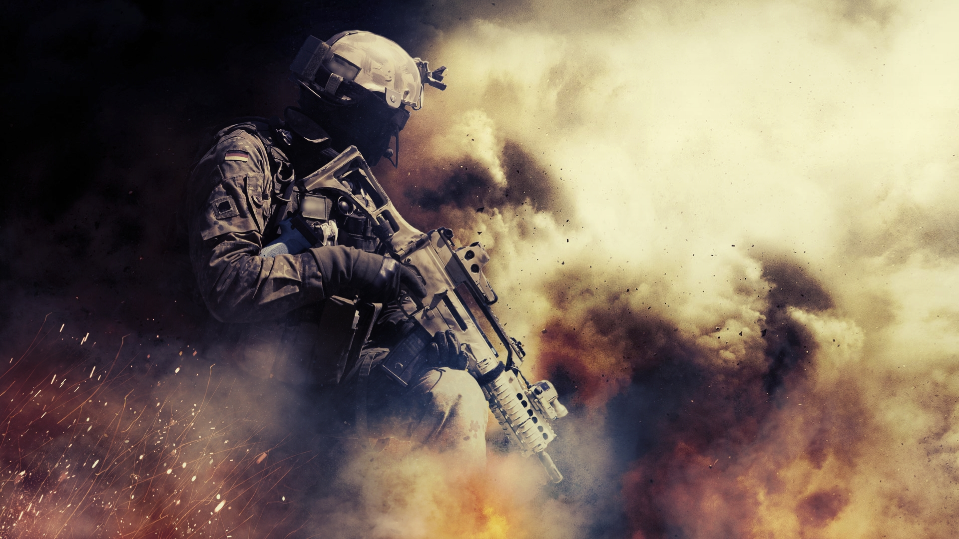 68 medal of honor hd wallpapers | background images - wallpaper abyss