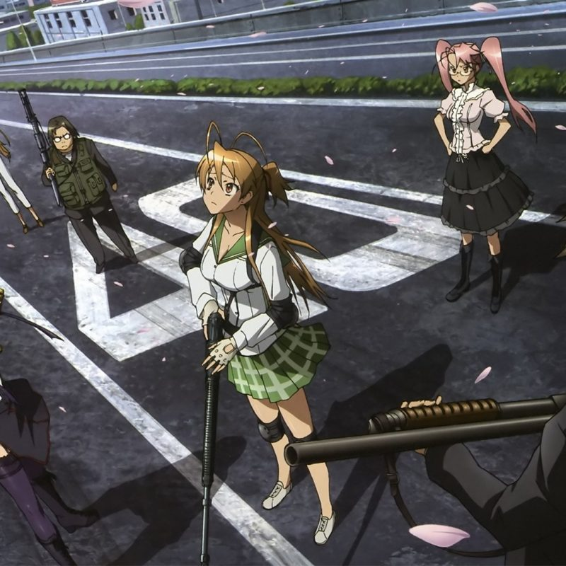 10 New High School Of The Dead Wallpaper FULL HD 1920×1080 For PC Desktop 2018 free download 69 highschool of the dead hd wallpapers background images 5 800x800
