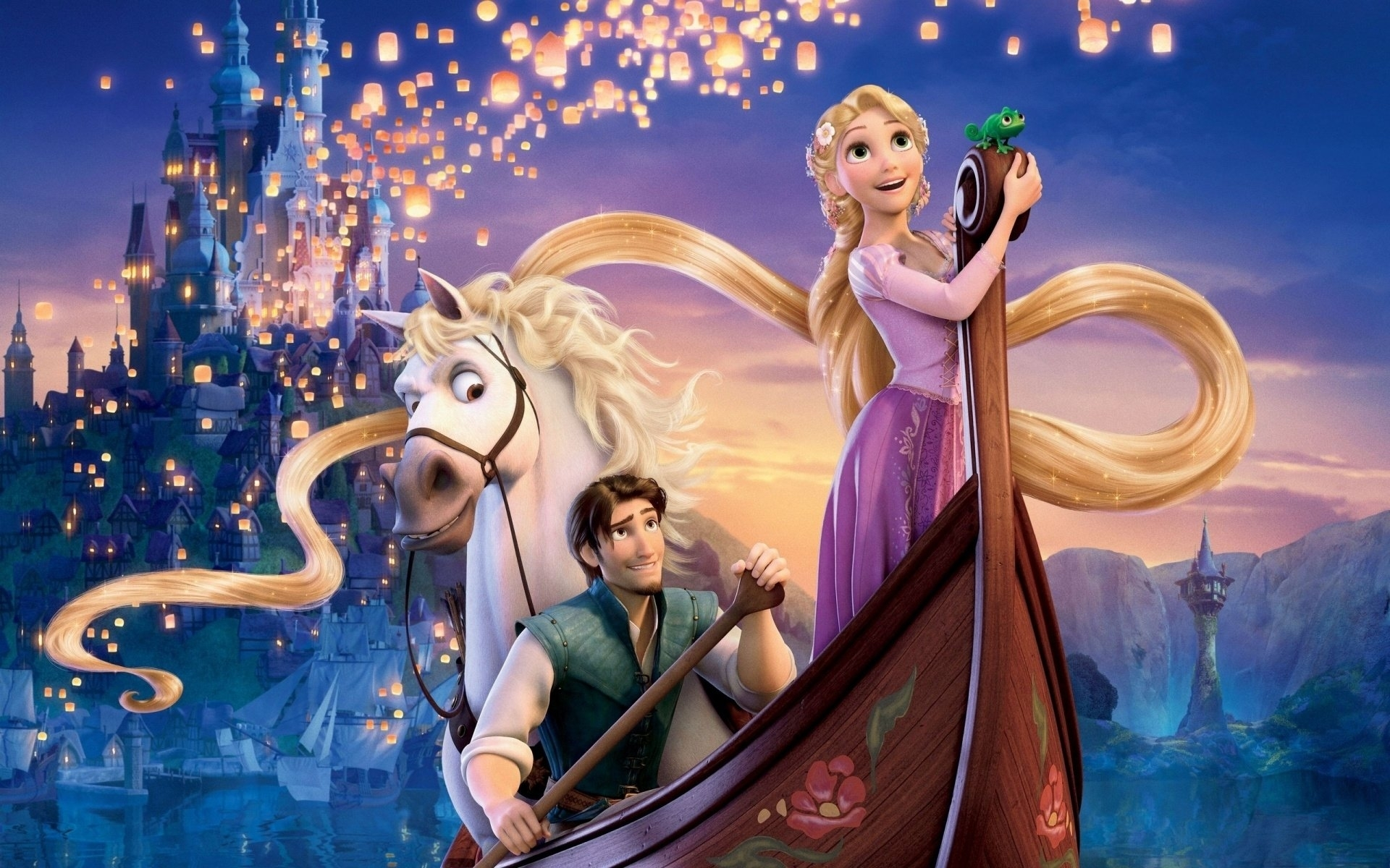 69 tangled hd wallpapers | background images - wallpaper abyss