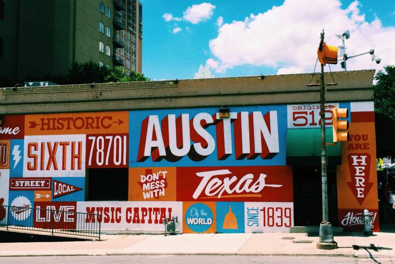 10 Latest Austin Tx Wallpaper FULL HD 1920×1080 For PC Desktop 2020 free download 6th street mural austin tx wallpapers 800x534