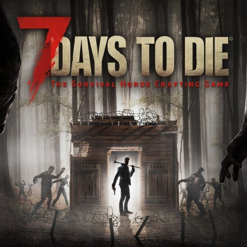 10 Top 7 Days To Die Wallpaper FULL HD 1920×1080 For PC Background 2021 free download 7 days to die wallpaper 95 images 800x800