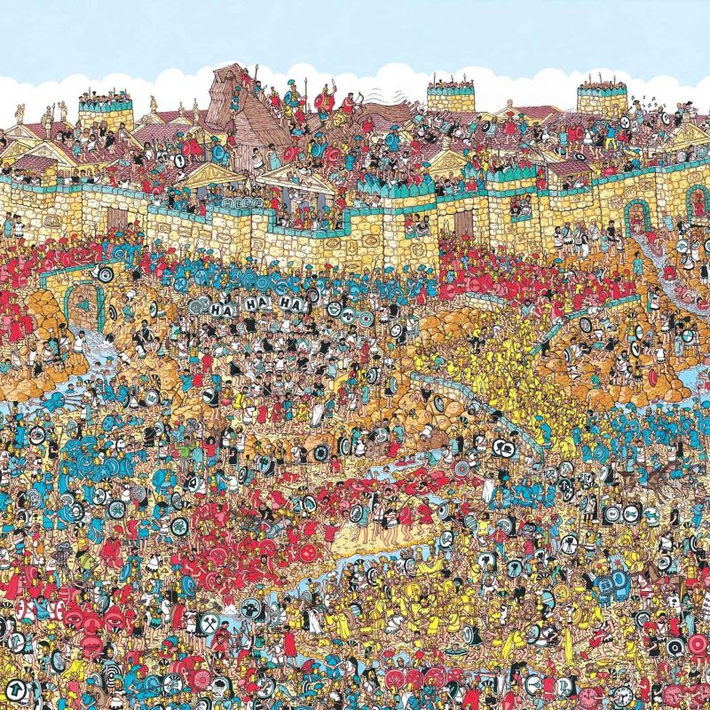 10 Top Where's Waldo Wallpapers For Desktop FULL HD 1920×1080 For PC Desktop 2021 free download 7 extremely hard where is waldo hd wallpapers gallery ebaums world 1 800x800