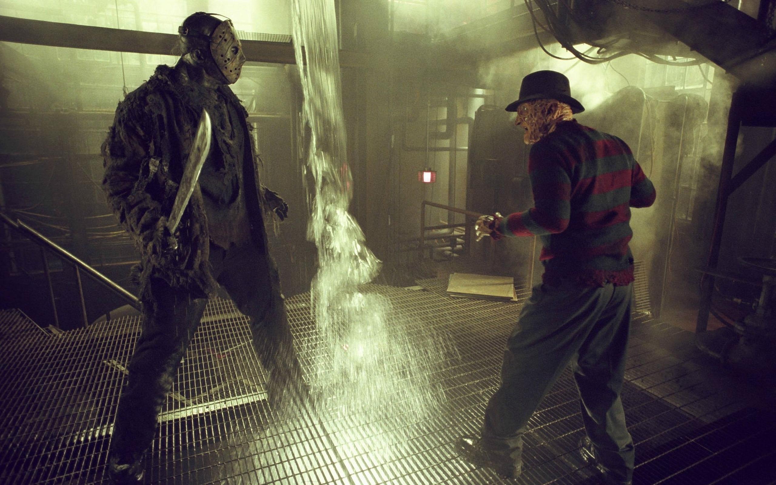 Freddy Vs. Jason - Horror Movies Wallpaper (40608562) - Fanpop