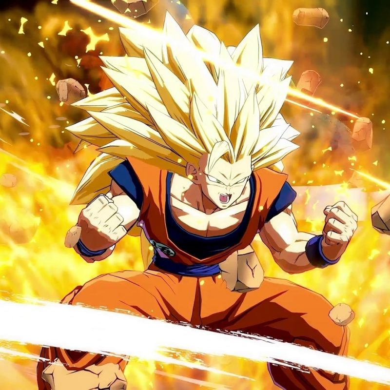10 New Goku Super Saiyan 3 Wallpaper FULL HD 1080p For PC Background 2018 Free Download