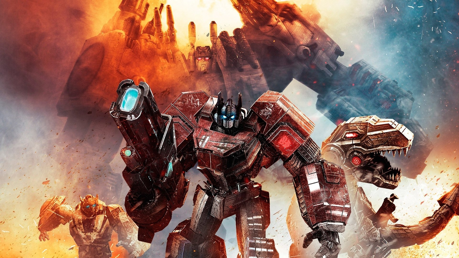 7 transformers: fall of cybertron hd wallpapers | background images