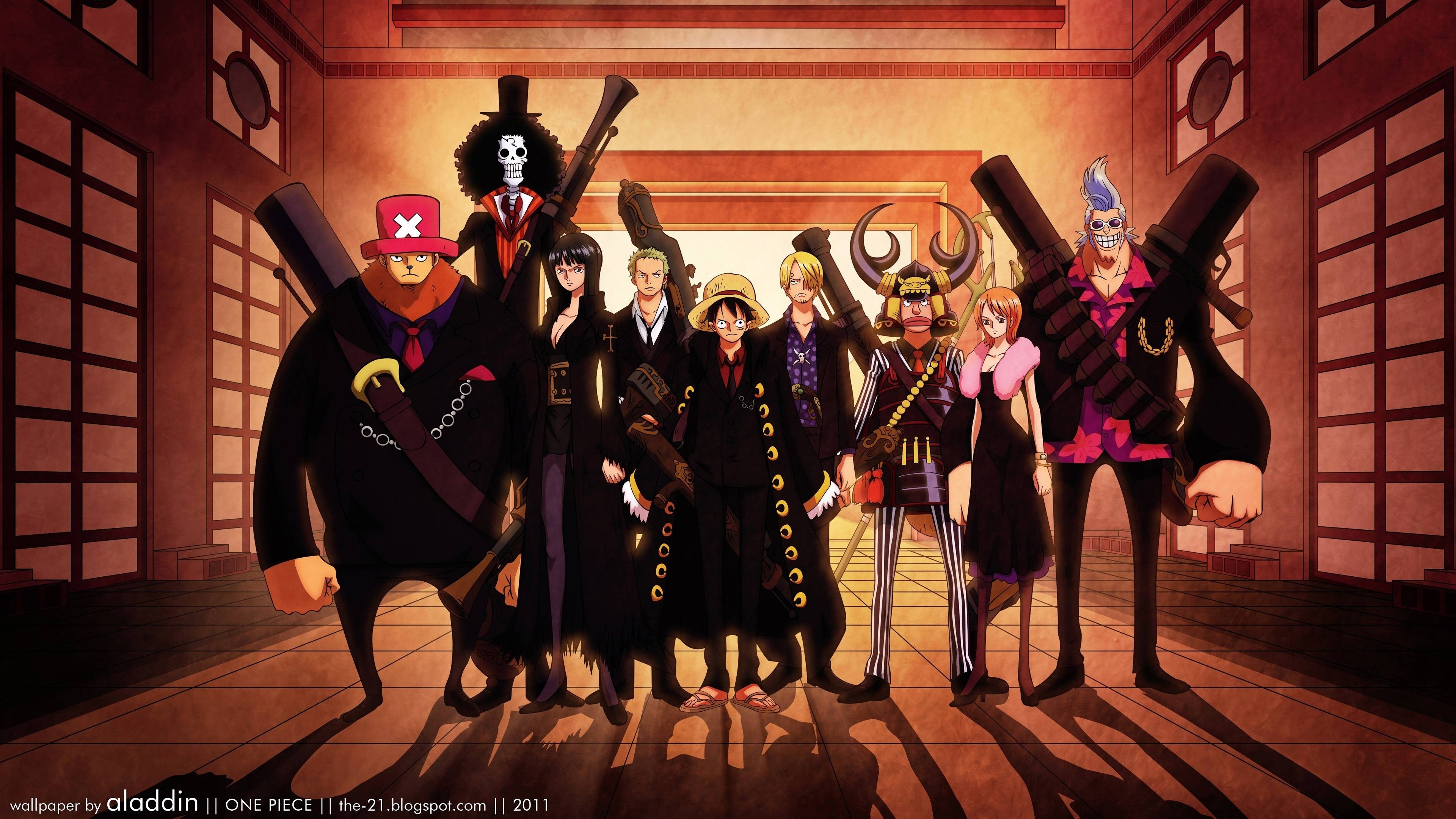 72 4k ultra hd one piece wallpapers | background images - wallpaper