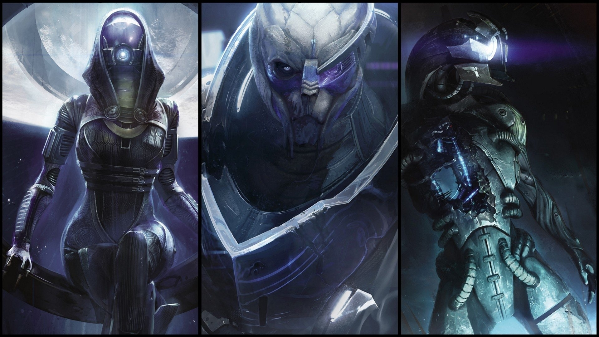 72 garrus vakarian hd wallpapers | background images - wallpaper abyss