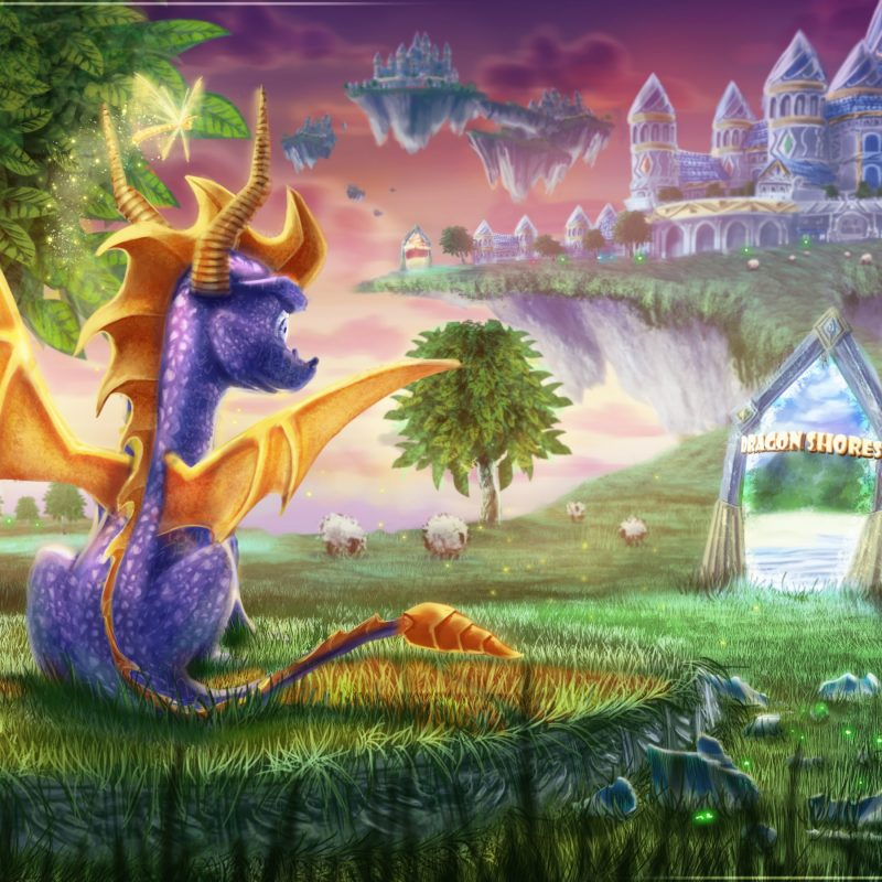 10 Latest Spyro The Dragon Background FULL HD 1080p For PC Desktop 2018 free download 72 spyro the dragon hd wallpapers background images wallpaper abyss 800x800