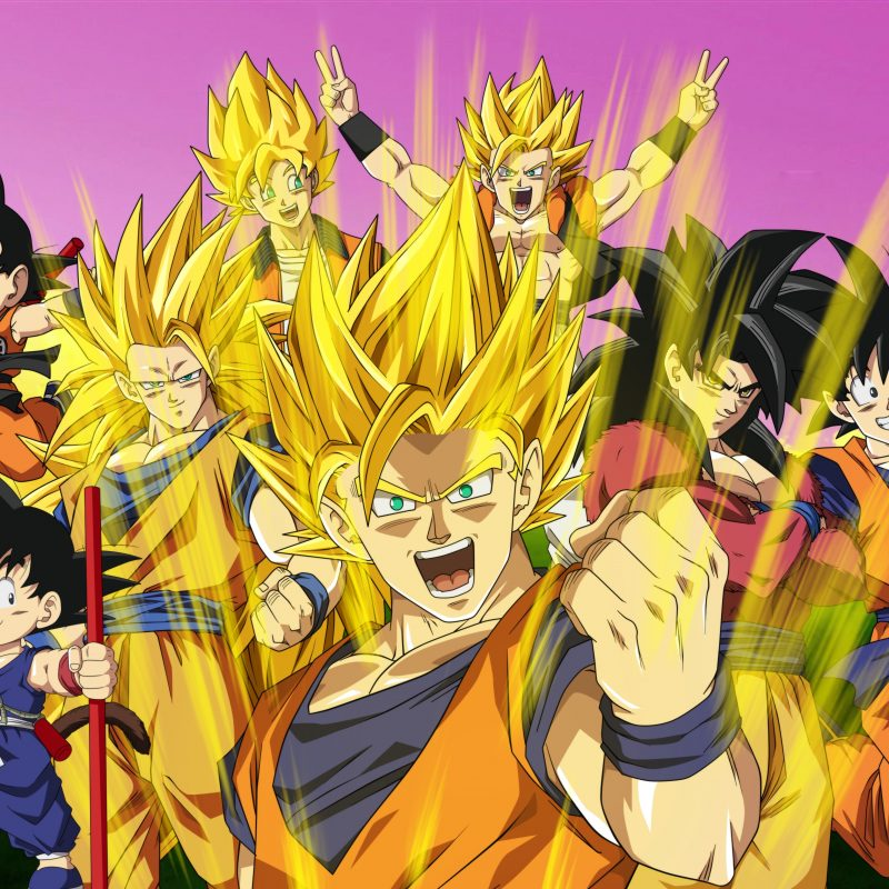 10 Most Popular Wallpapers Of Dragonball Z FULL HD 1080p For PC Background 2018 free download 726 goku hd wallpapers background images wallpaper abyss 800x800