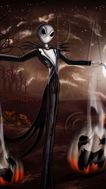 10 Latest Jack Skellington Halloween Wallpaper FULL HD 1080p For PC Background 2018 free download 74 jack skellington wallpapers on wallpaperplay 450x800