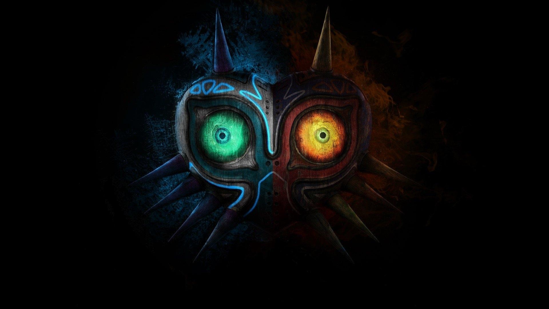75 the legend of zelda: majora's mask hd wallpapers | background