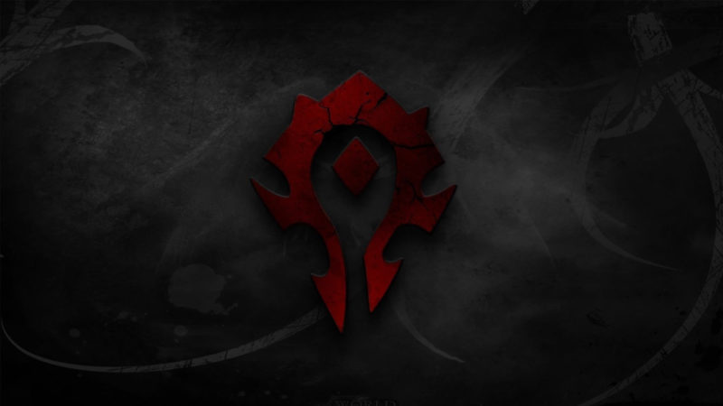 10 Most Popular Wow Horde Wallpaper Hd FULL HD 1080p For PC Desktop 2021 free download 76 horde logo wallpapers on wallpaperplay 800x450