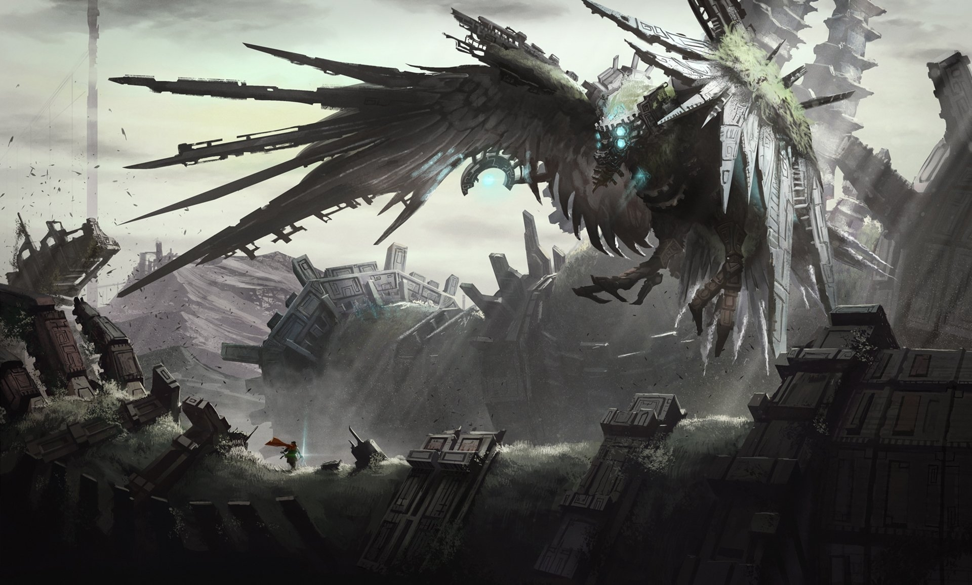 76 shadow of the colossus hd wallpapers | background images