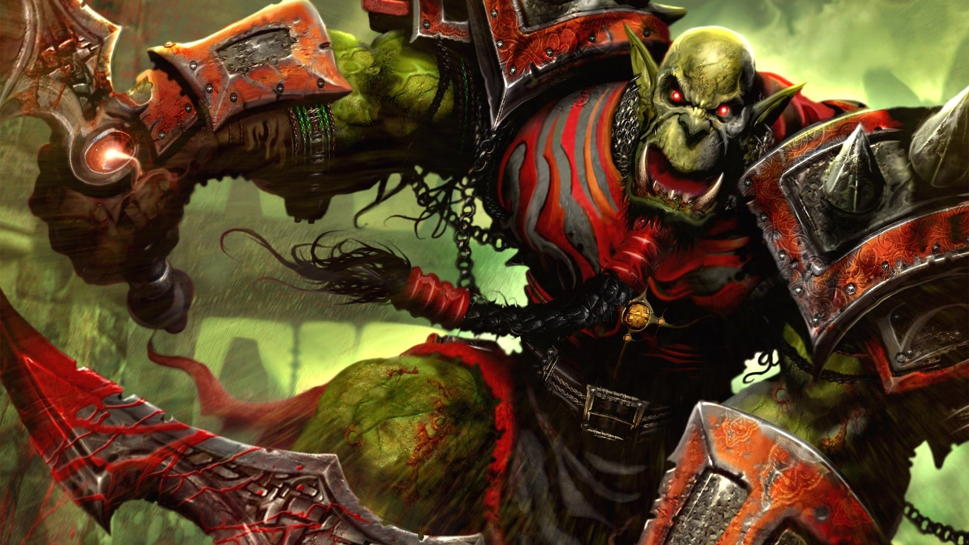 77 orc hd wallpapers | background images - wallpaper abyss