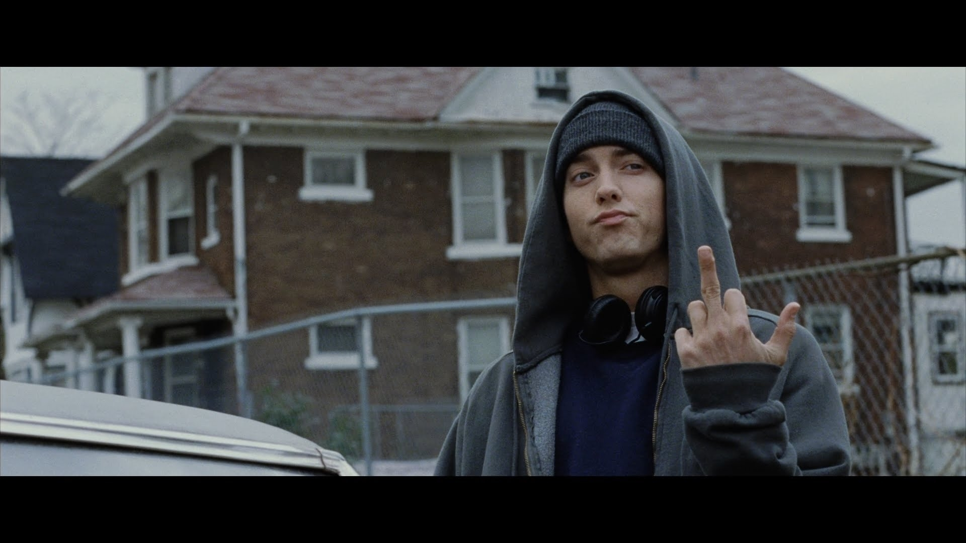 "8 mile - ""we need to get fine bitches and phat rides"" - youtube"