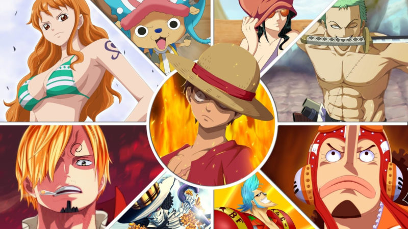 10 Best One Piece Wallpapers Android FULL HD 1080p For PC Desktop 2018 free download 80 one piece wallpapers on wallpaperplay 800x450