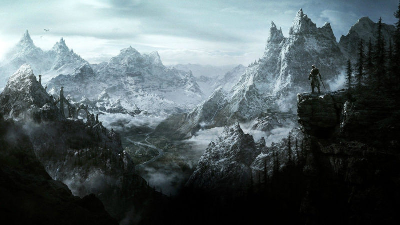 10 New Skyrim Wallpaper Full Hd FULL HD 1920×1080 For PC Background 2018 free download 80 skyrim wallpapers on wallpaperplay 800x450