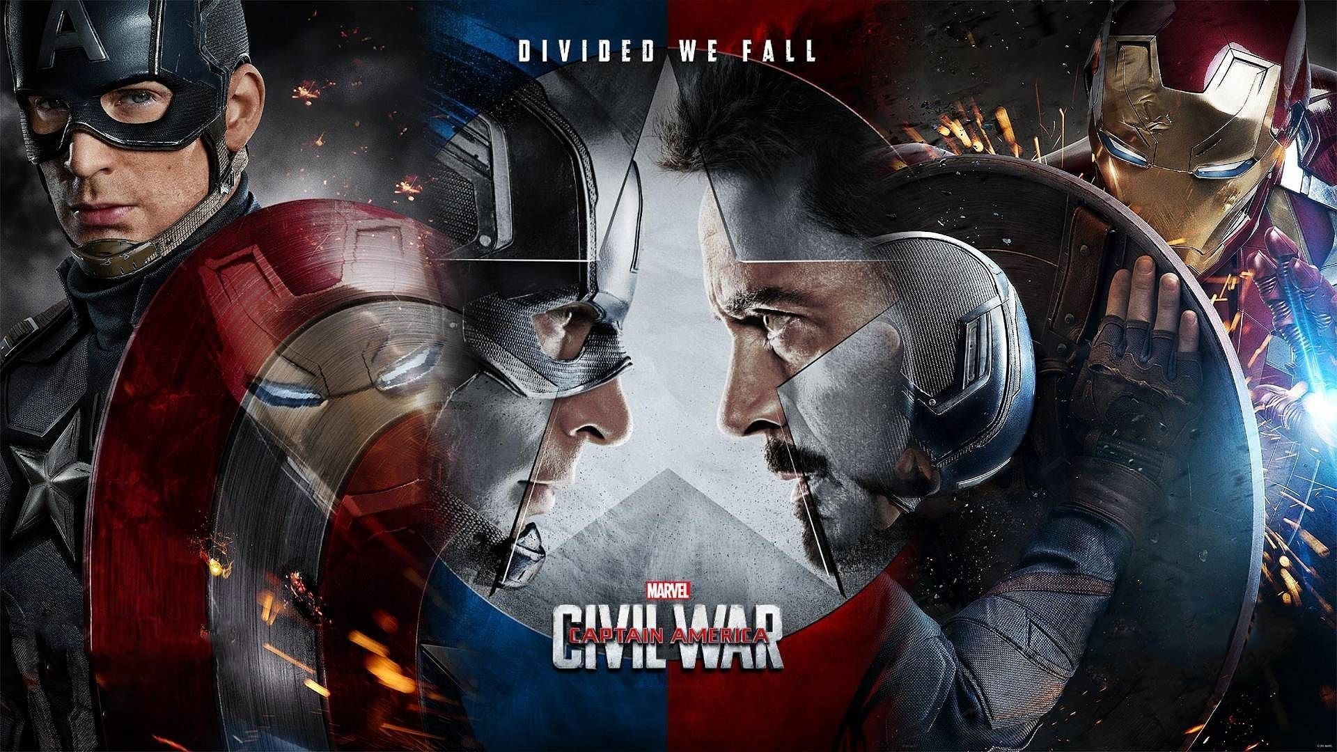 82 captain america: civil war hd wallpapers | background images
