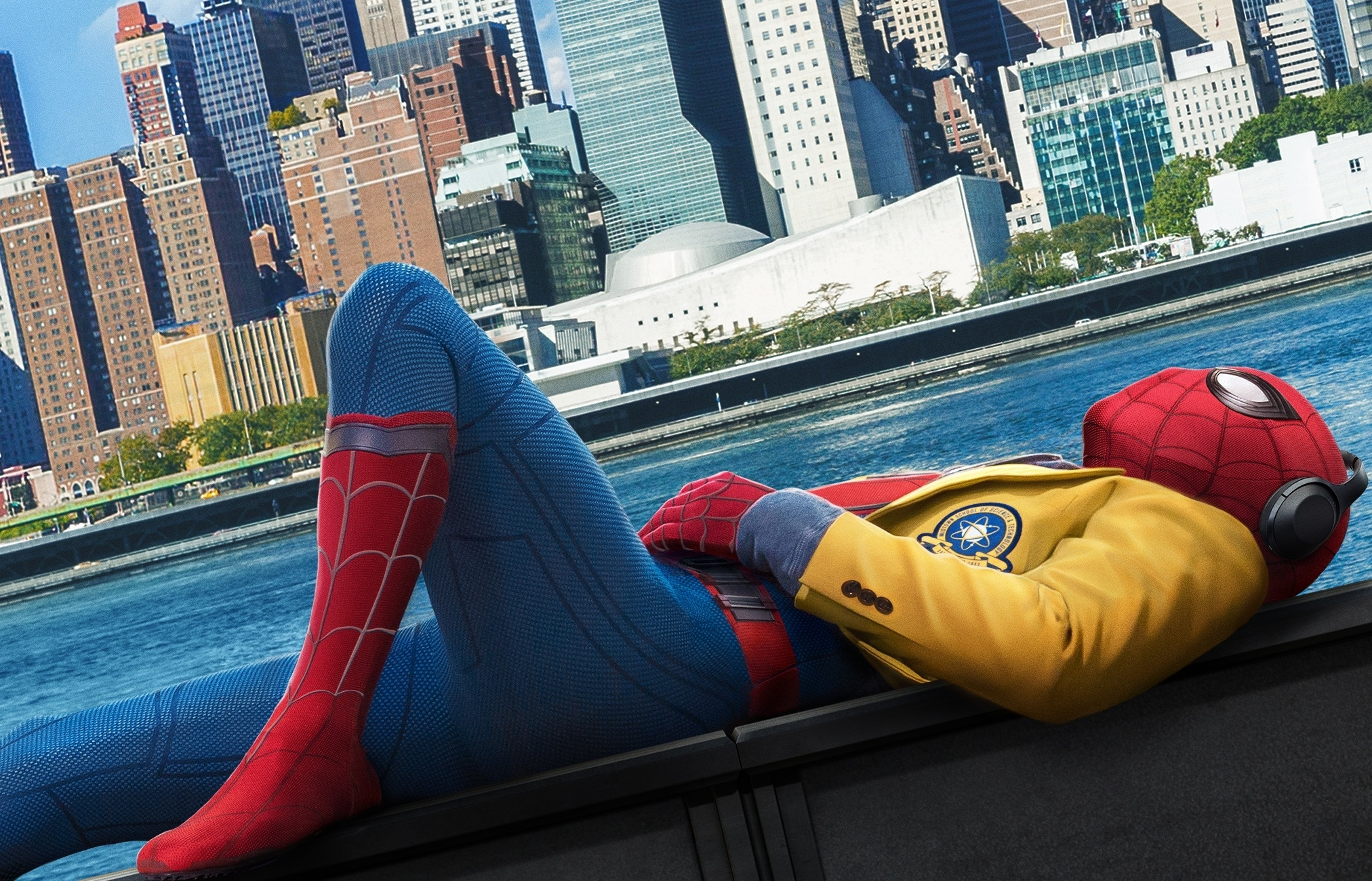 84 spider-man: homecoming fonds d'écran hd | arrière-plans