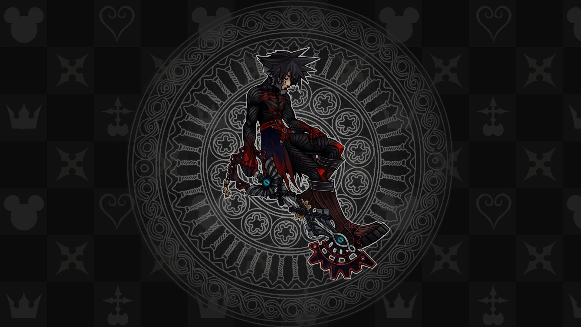 86 kingdom hearts hd wallpapers | background images - wallpaper abyss