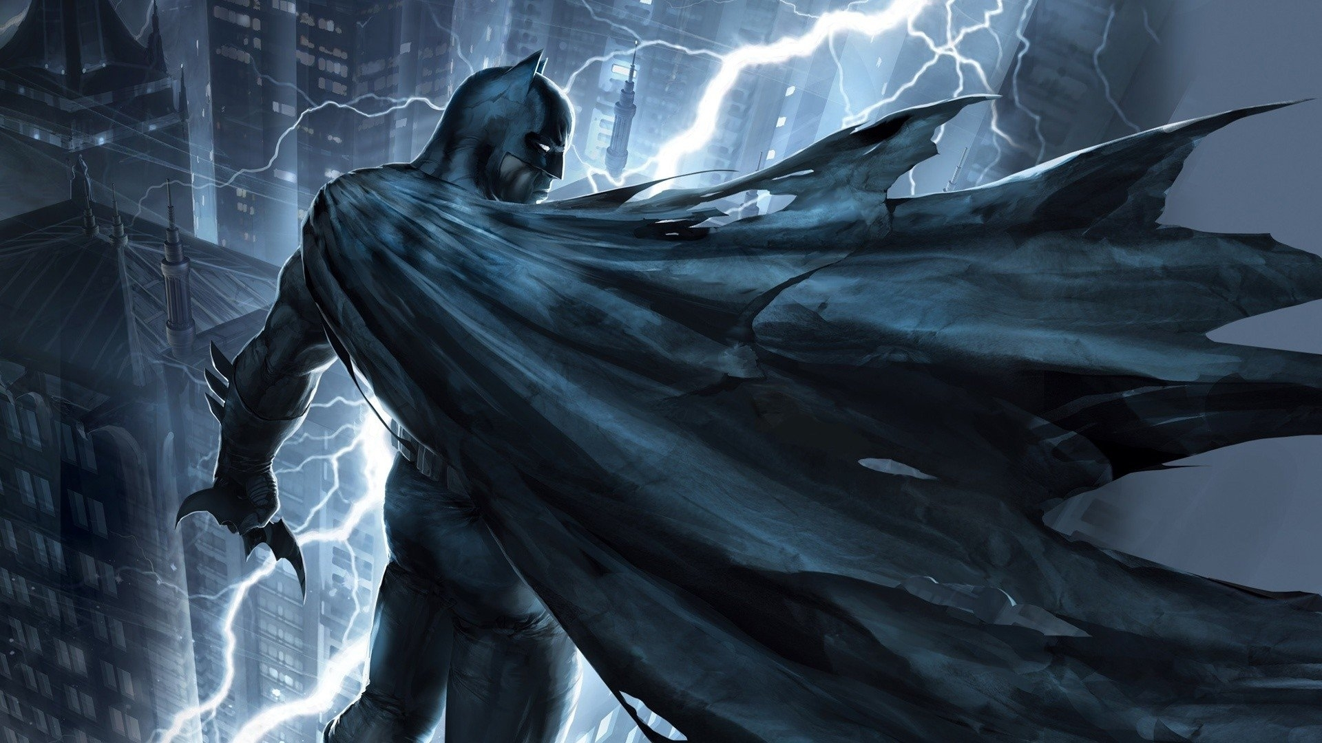 9 batman: the dark knight returns hd wallpapers | background images