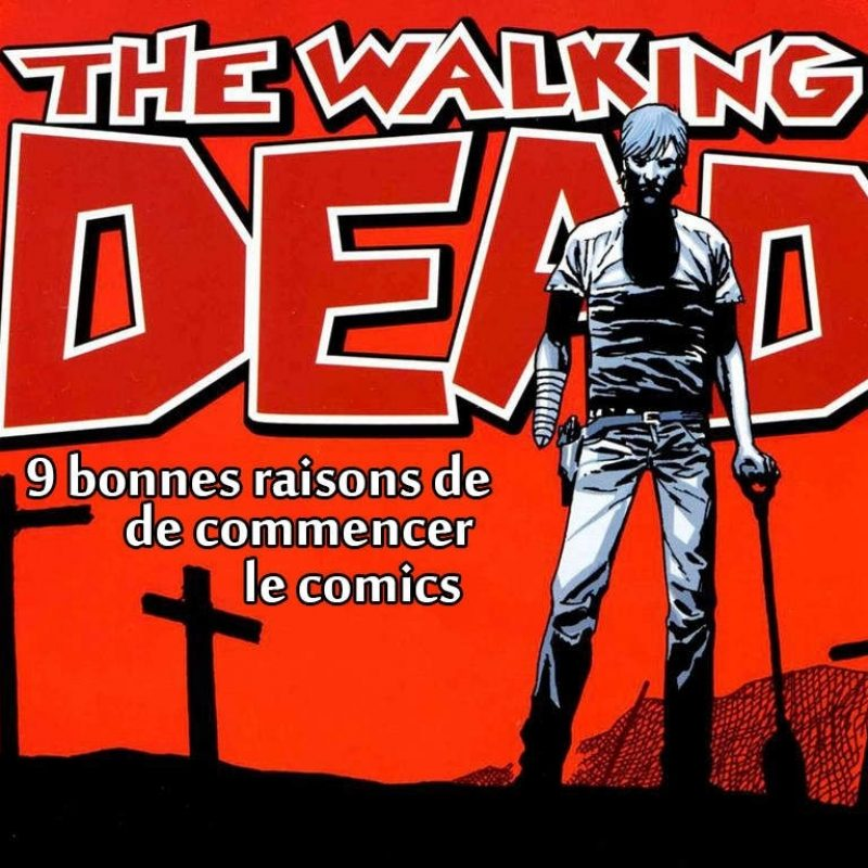 10 Top The Walking Dead Comics Wallpaper FULL HD 1080p For PC Background 2020 free download 9 bonnes raisons de commencer le comics walking dead lavis de parsion 800x800