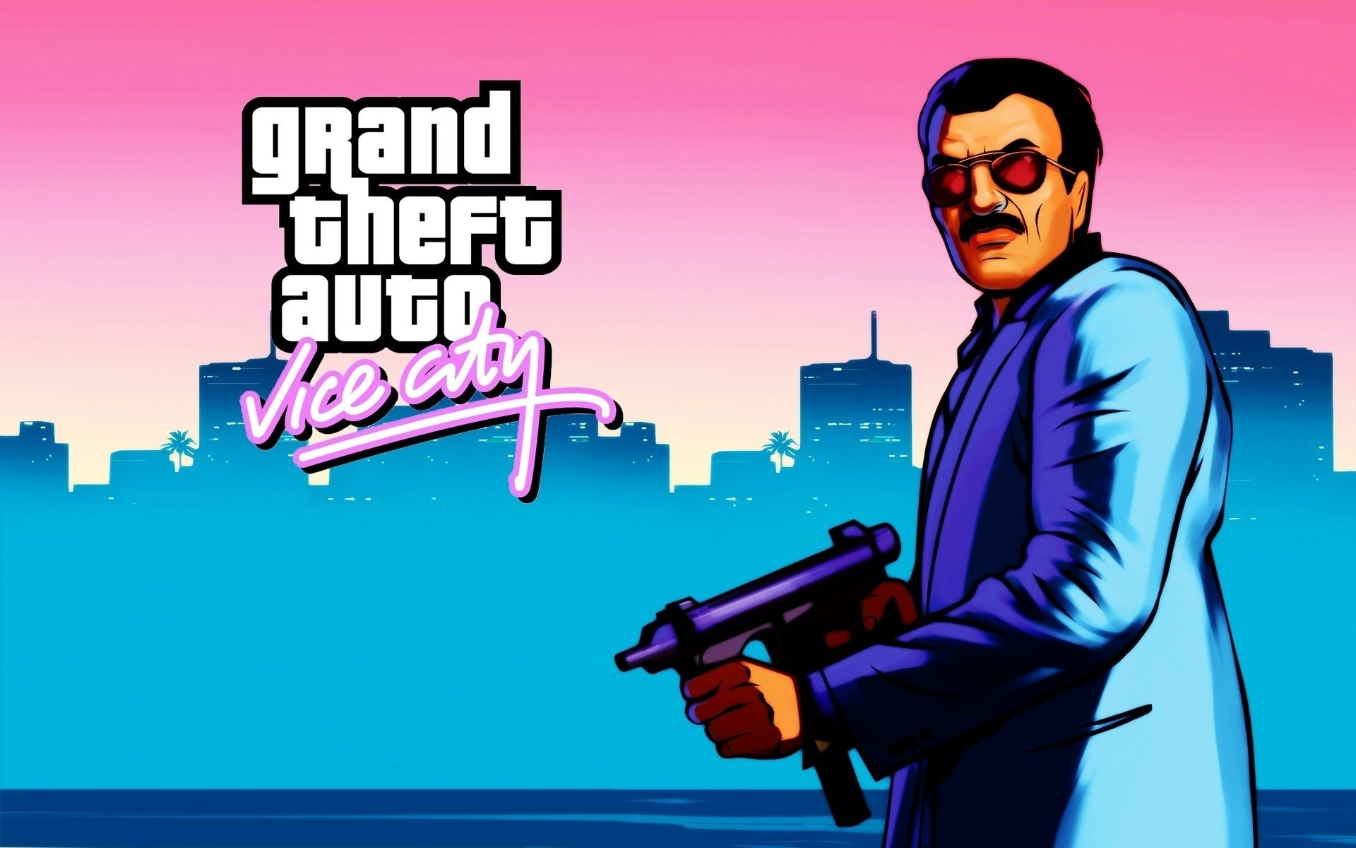 9 grand theft auto: vice city hd wallpapers | background images
